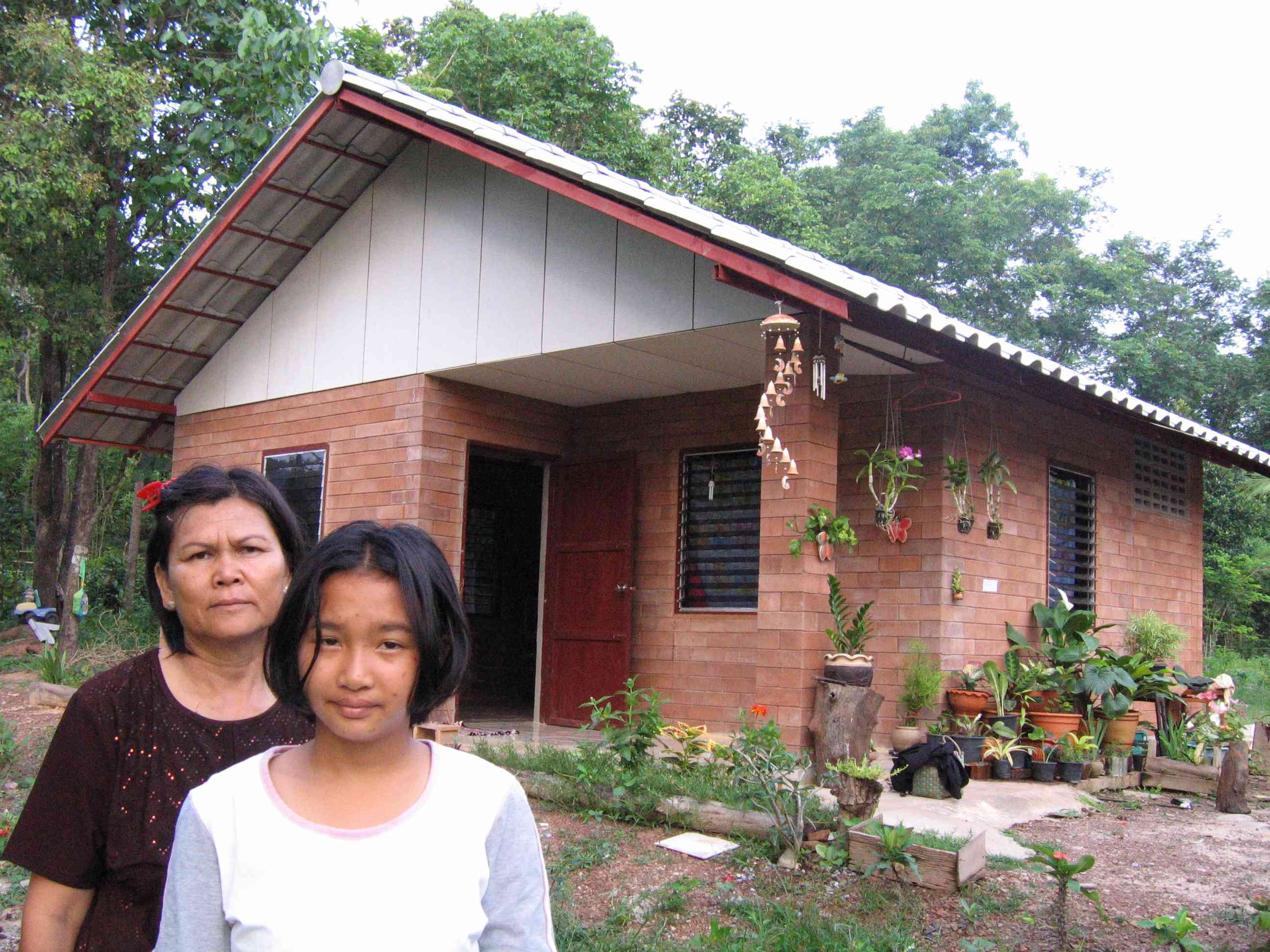 Habitat for Humanity House, Udon Thani